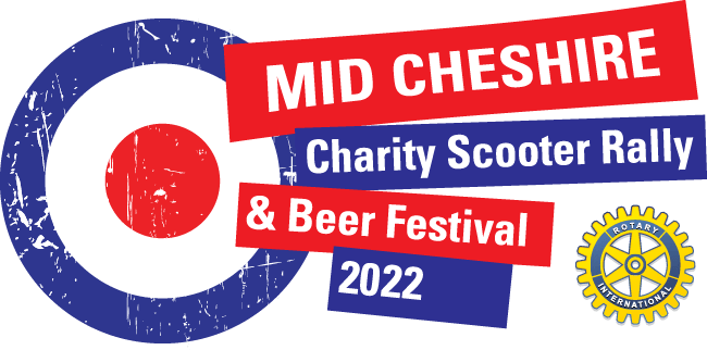 The Mid Cheshire Charity Scooter Rally & Beer Festival